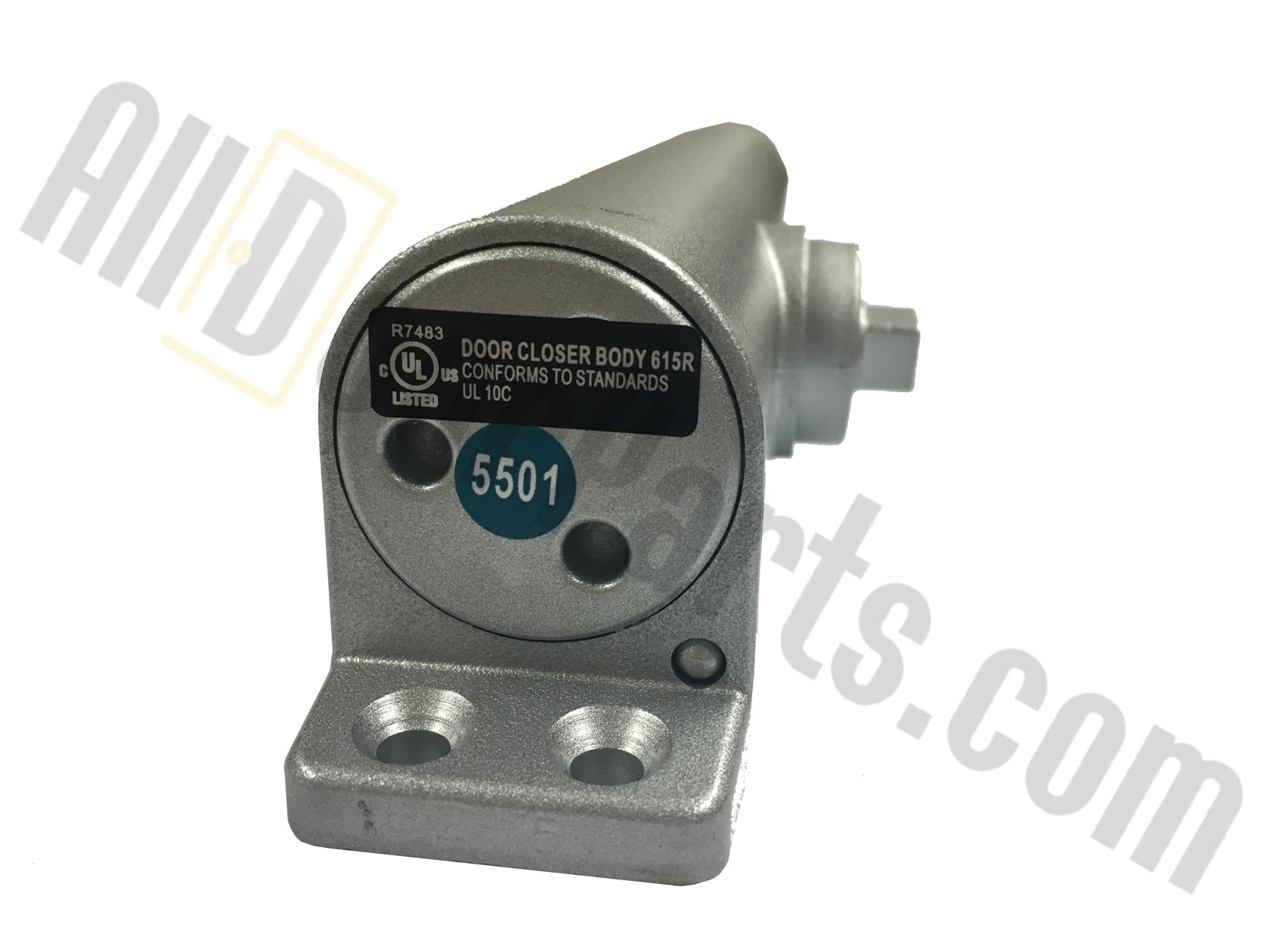 Calibre Ca5501 Ada Door Closer 8 1 2 Lb Opening Force To
