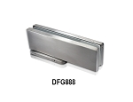 DFG888 Concealed Glass Door Floor Closer