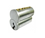 6PCC Best, Falcon and Arrow Small Format - 6 Pin Interchangeable Core Cylinder