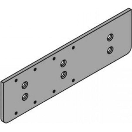 Calibre - CA4018J  - Flat Drop Plate (Top Jamb Application)