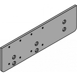 Calibre - CA4018G  - Flat Drop Plate (Top Jamb - Low Ceiling Application)