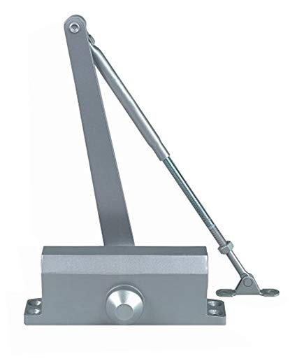 Cal-Royal, 400 Series - Contender Dual Valve Sized Door Closer - Size 2