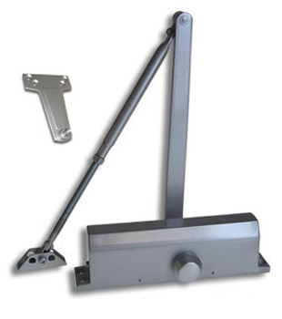IDC-1805 - International Door Closer 1800 Seres - Fixed Spring Power - Size 5