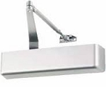 5001-TP International Door Closers - 5000 Series - Adjustable Spring Power, Back-Check and Delayed Action, Surface Mounted