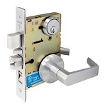 SC8082 SS Mortise Lock Heavy Duty Grade 1 Institution