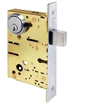 SC8462 Cal-Royal Mortise Deadbolt Heavy Duty Double Cylinder