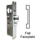 DL-4511 Deadlatch Lock with Flat Faceplate