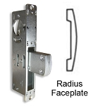 "DT-1852 – ""Long Throw"" Deadlock with Radius Faceplate"