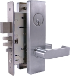 NM8453 Escutcheon - Cal-Royal Mortise Lock Heavy Duty Grade 1 - Entrance
