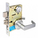 SC8456 SS Cal-Royal Mortise Lock Heavy Duty Grade 1 Corridor