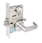 SC8071 SS Mortise Lock Heavy Duty Grade 1 Classroom Security