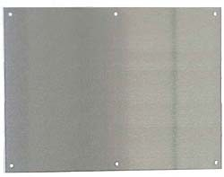 Stainless Steel Armor Plates 0.50' x 34' x 36'