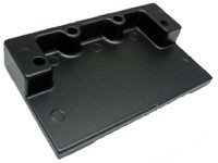 Cal-Royal Pair of Coordinator MB-4250 Mounting Brackets