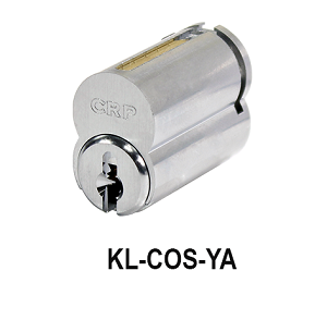 KL-COS-YA  Yale Combi Large Format 6-Pin IC