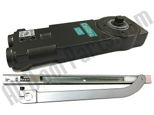 Calibre - CA2230-JO/VO - Overhead Concealed Closer - Medium Spring Tension - 105* Back Stop with Hold-Open