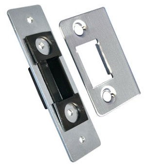 ST-4500 Strike Set Center Hung Door & Frame (4 1/2' Jamb)